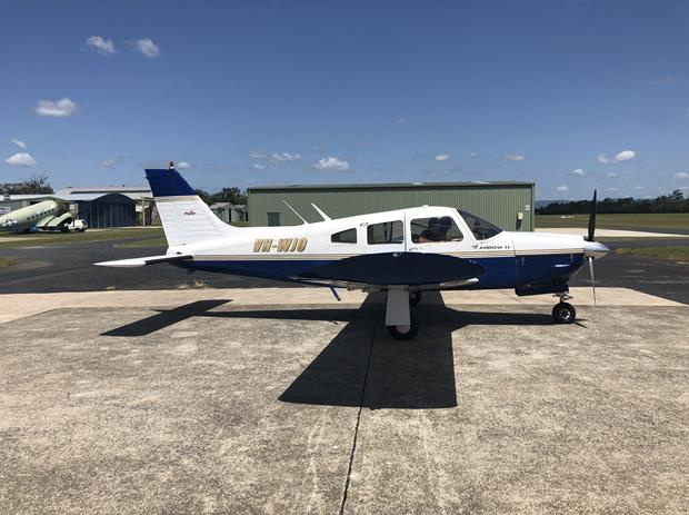 Piper Aircraft Corp aircraft for hire across Australia